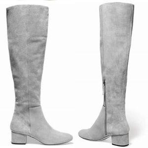 Halston Heritage $795 Jennifer Over Knee Boot 7